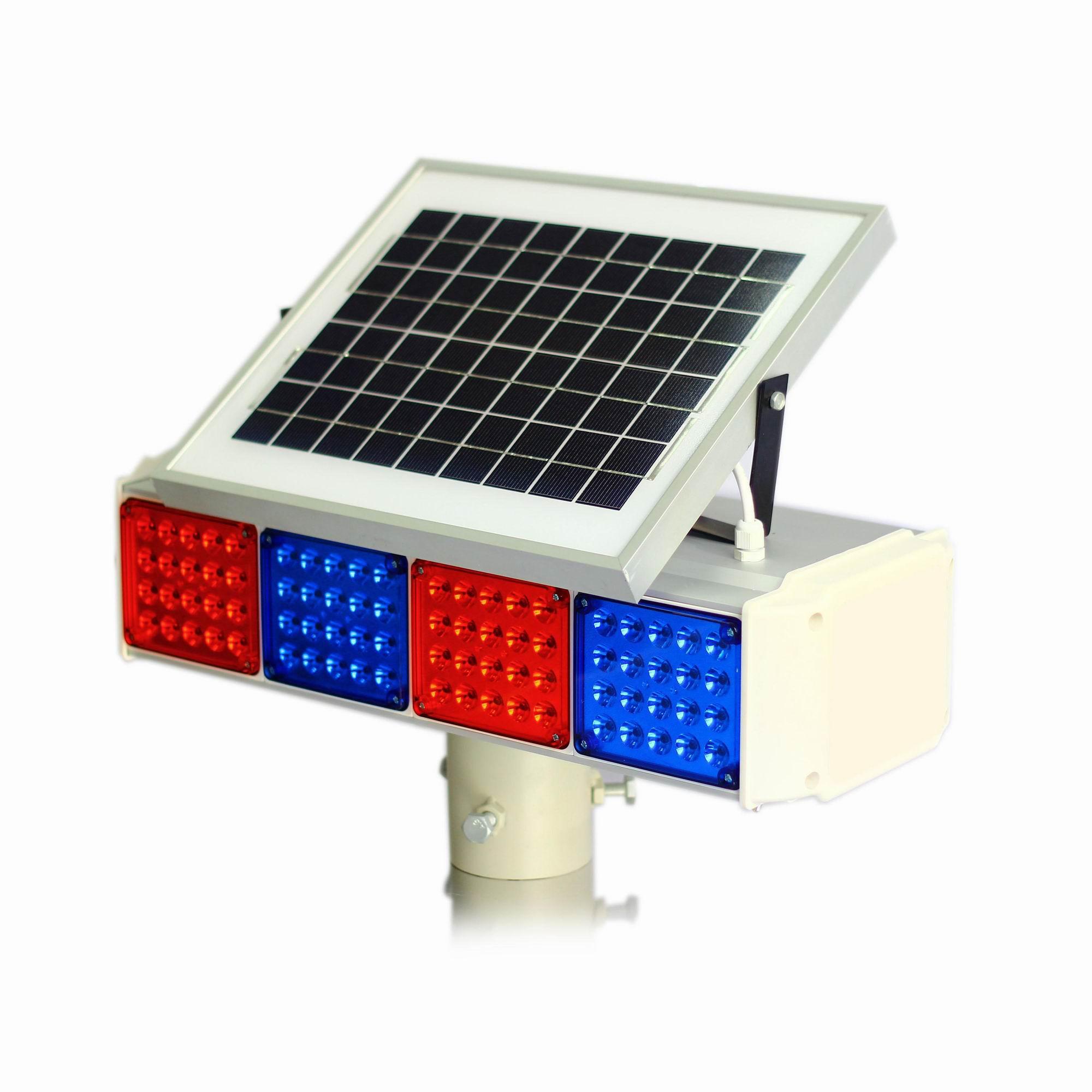 太阳能灯简易电路图